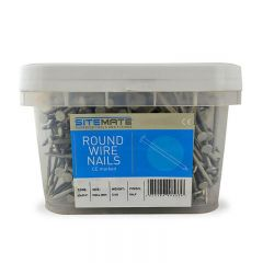 Site Mate Pre-Packed Round Wire Nails 50mm x 2.65mm 5kg