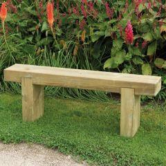 Forest - Sleeper Bench 1.2m