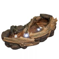 Hamac - Small Woodland River Water Feature inc LEDS