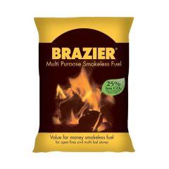 Brazier Smokeless Coal - 20kg