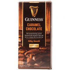 Guinness - Milk Chocolate Caramel Bar - 90g
