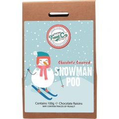TreatCo - Chocolate Covered Snowman Poo - 100g