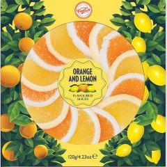 TreatCo - Orange & Lemon Slices - 100g