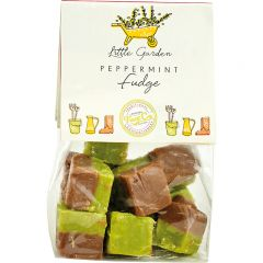 TreatCo - Chocolate & Peppermint Fudge - 150g