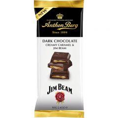 Anthon Berg - Caramel Filled Chocolate Bar Jim Beam