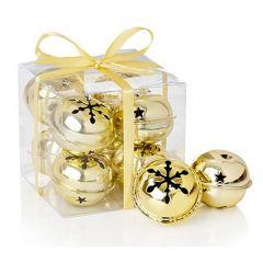 Premier - Snowflake Jingle Bells - 8 Pack
