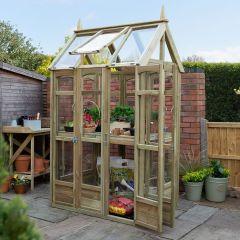 Forest - Victorian Walkaround Greenhouse
