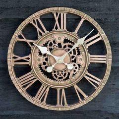Smart Garden - Bronze Newby Mechanical Wall Clock