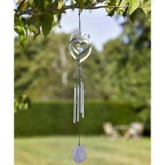 Smart Garden - Crystal Heart Windchime