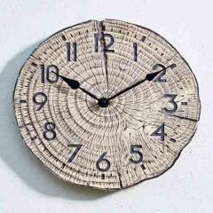 Smart Garden - Tree Time Wall Clock