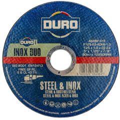 Duro - Standard Steel & Inox Cutting Disc