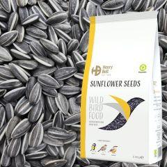 Henry Bell - Black Sunflower Seeds - 2.8kg