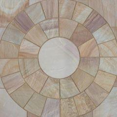 Digby Stone - Sandstone Circle - Sunrise - Hand Cut