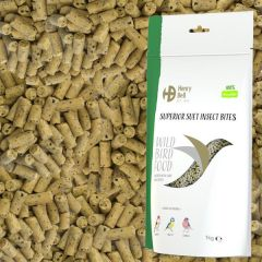 Henry Bell - Superior Bites Mealworm & Insects - 500g