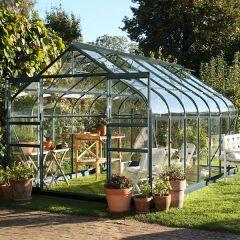 Halls - 8' Supreme Greenhouse