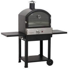 Lifestyle - Taranto Black Gas Pizza Oven