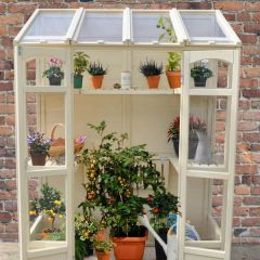 Forest - Victorian Tall Wall Greenhouse
