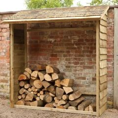 Forest - Wall Log Store