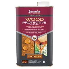 Barrettine - Wood Protective Treatment - 1L