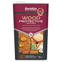 Barrettine - Wood Protective Treatment - 5L