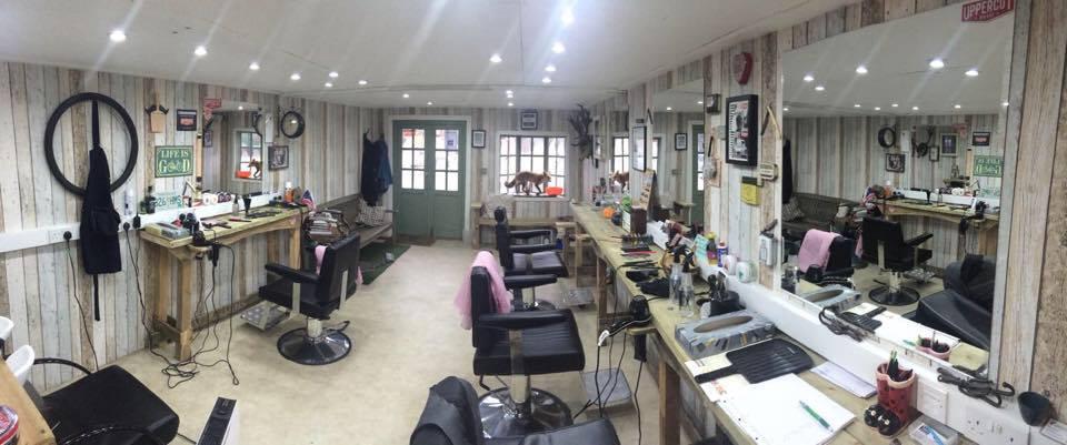 Shed Head Barbers