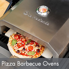 Pizza Barbecue Ovens